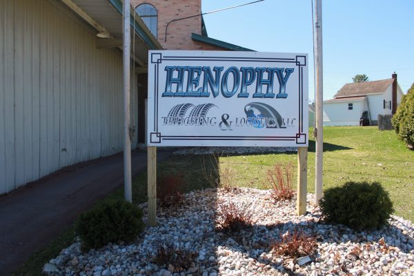Henophy Logistics based in Massena, NY 13662